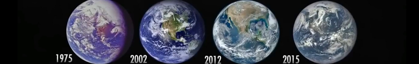 ⇒ The True Face of the Earth, Camera Distance matters 