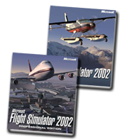 MS Flightsimulator 2002