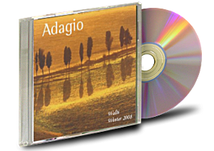 CD Cover Adagio